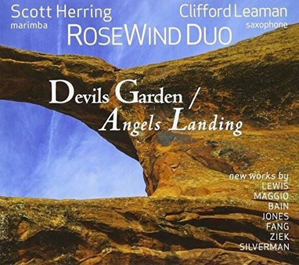 Devils Garden/Angels Landing