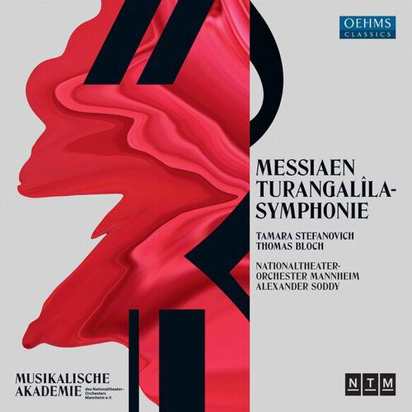Messiaen/ Soddy/ Bloch - Turangalila-Symphonie