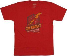 Hot Tub Time Machine Russian T-Shirt Sheer