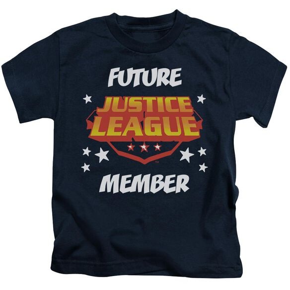 Jla Future Member Short Sleeve Juvenile T-Shirt