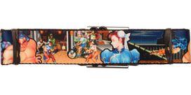 Street Fighter Fight Scenes Seatbelt Belt