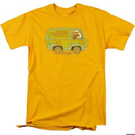 SCOOBY DOO THE MYSTERY MACHINE-S/S T-Shirt