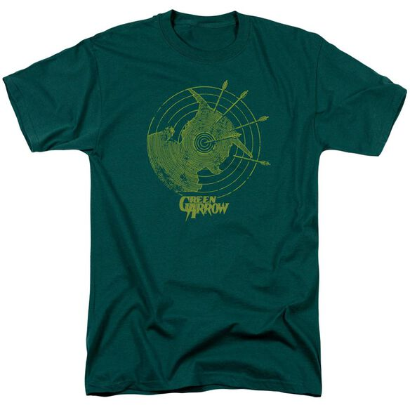 Dc Always On Target Short Sleeve Adult Hunter T-Shirt