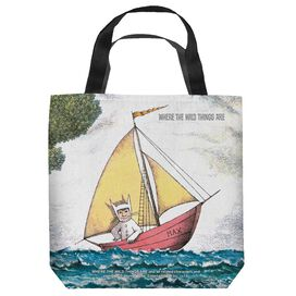 Where The Wild Things Are Max's Boat Tote