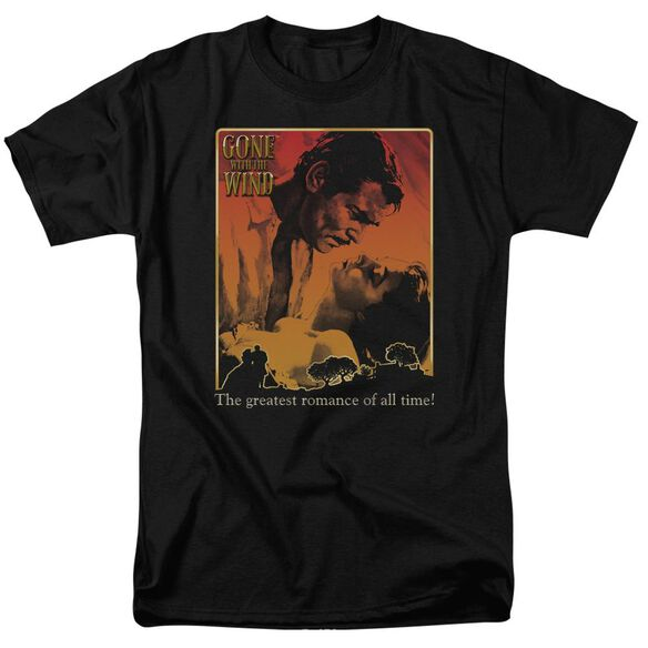 Gone With The Wind Greatest Romance Short Sleeve Adult T-Shirt
