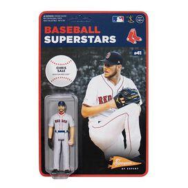 Major League Baseball Modern Chris Sale (Boston Red Sox) ReAction Figure