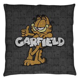 Garfield Retro Throw Pillow