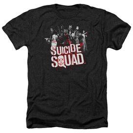 Suicide Squad Squad Splatter Adult Heather