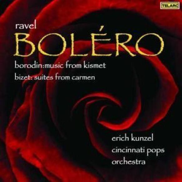 Cincinnati Pops Orchestra - Bolero & Others