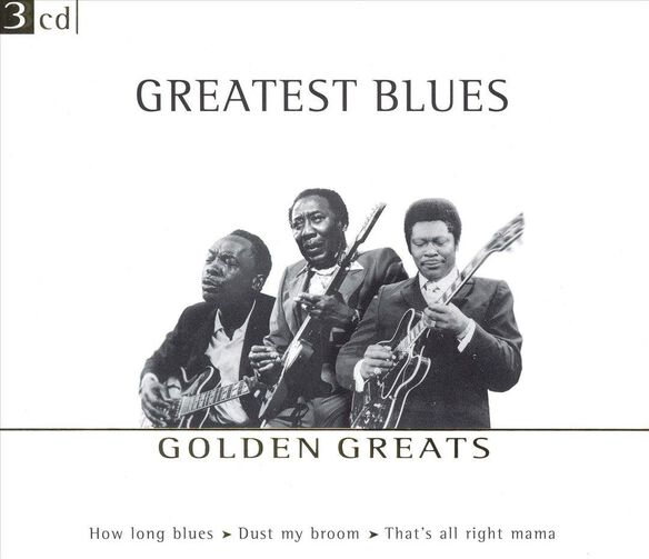 Golden Greats(3 Cd Set)