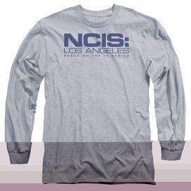NCIS LA LOGO - L/S ADULT 18/1 - ATHLETIC HEATHER T-Shirt
