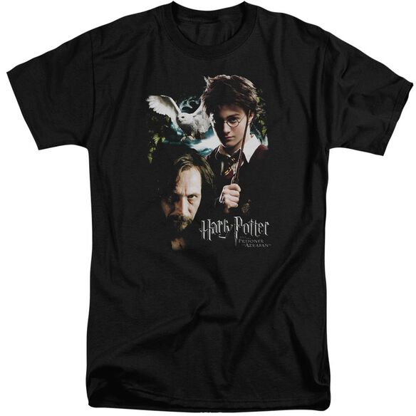 Harry Potter Harry And Sirius Short Sleeve Adult Tall T-Shirt
