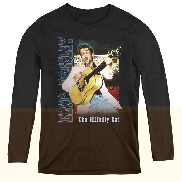 Elvis Presley Memphis-womens Long