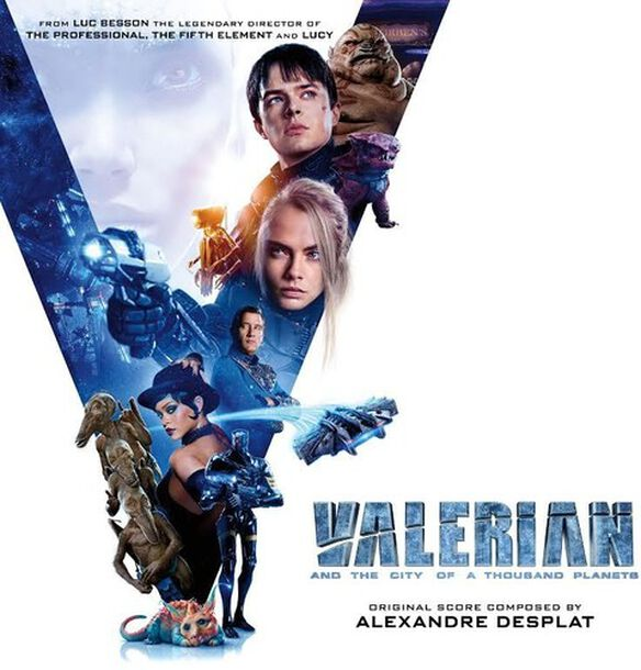 Various - Valerian & The City Of A Thousand Planets (Original Soundtrack)