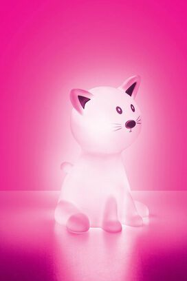 Mini Cat Color Changing LED Mood Light