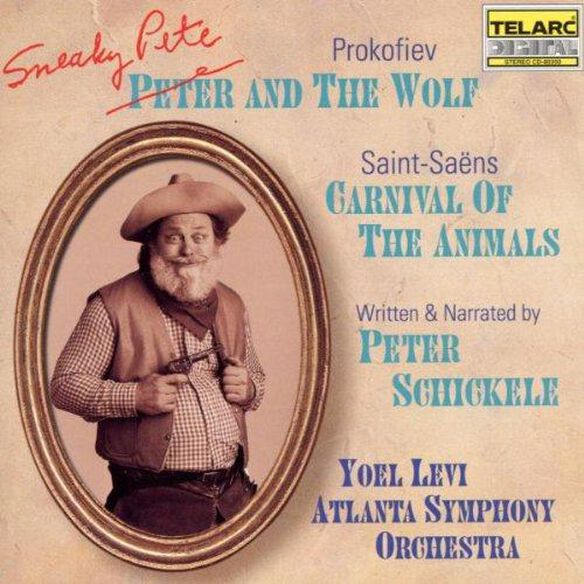 Yoel Levi - Sneaky Pete & the Wolf
