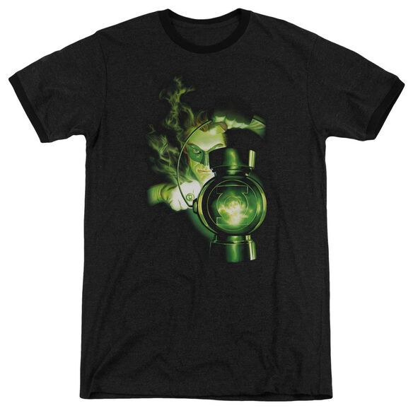 Green Lantern Lantern Light Adult Heather Ringer