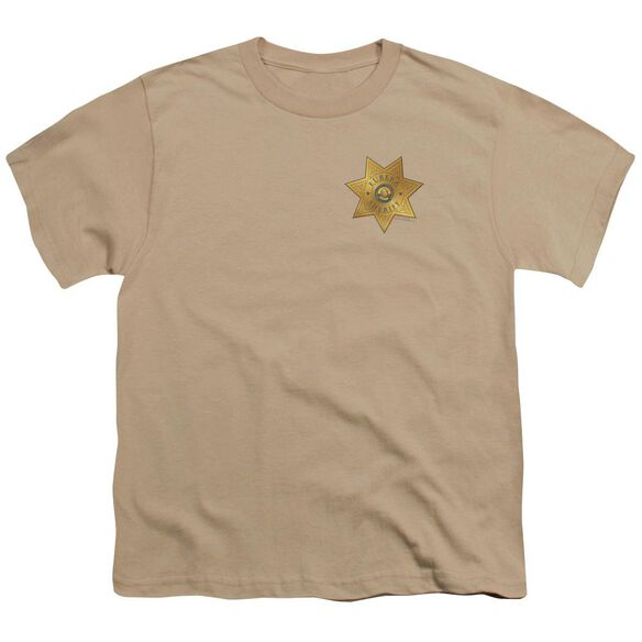 Eureka Badge Short Sleeve Youth T-Shirt
