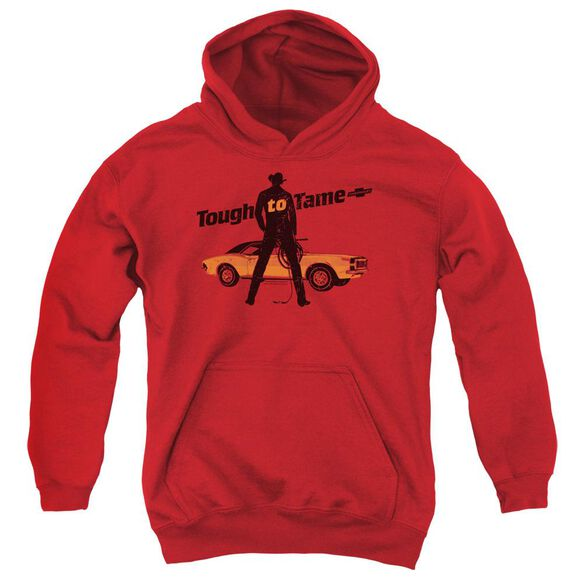 Chevrolet Tough To Tame Youth Pull Over Hoodie