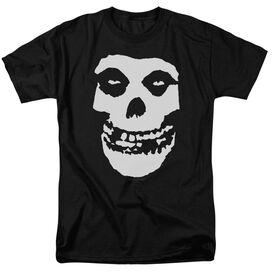 Misfits Fiend Skull Short Sleeve Adult T-Shirt