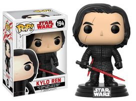 Funko Pop! Star Wars: EP8 - Kylo Ren