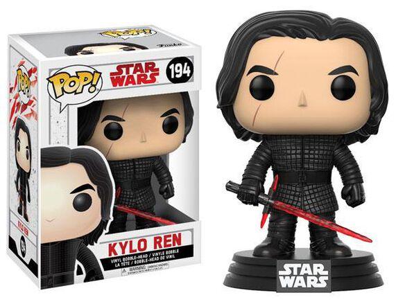 Funko Pop! Star Wars: EP8 - Kylo Ren