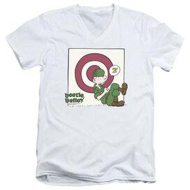 BEETLE BAILEY TARGET NAP-S/S ADULT T-Shirt
