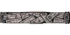 Harry Potter Potion Labels Seatbelt Mesh Belt