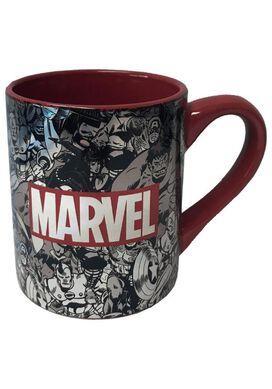 Marvel Logo Ceramic Mug