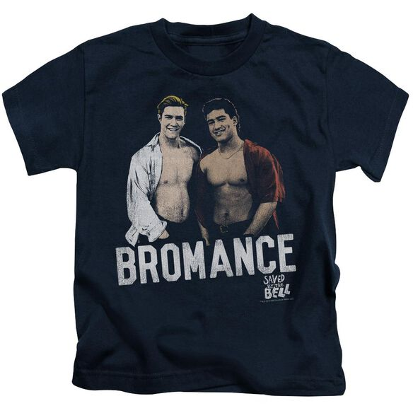Saved By The Bell Bromance Short Sleeve Juvenile T-Shirt