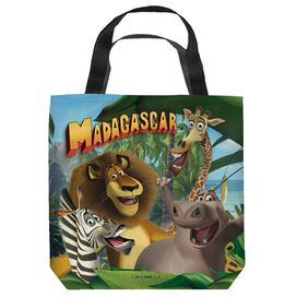 Madagascar Jungle Time Tote