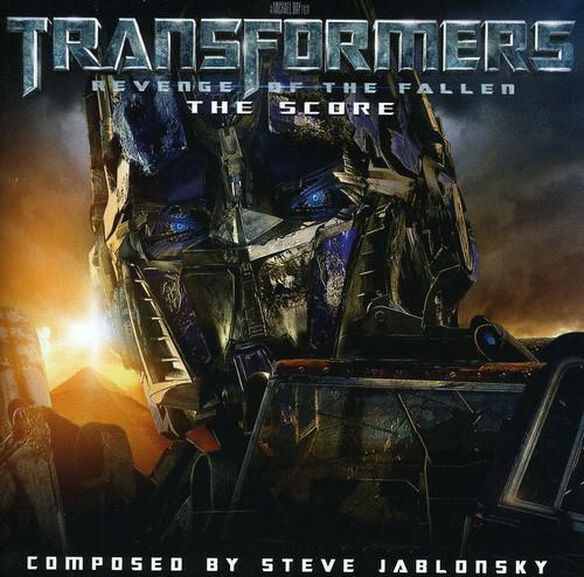 Transformers: Revenge Of The Fallen (Score) / Ost