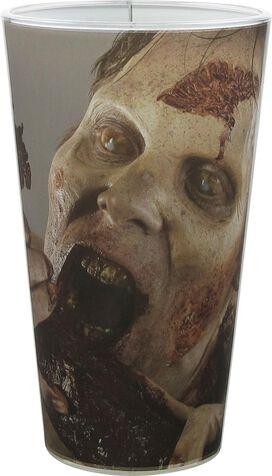 Walking Dead Walker Feasting Wrap Pint Glass