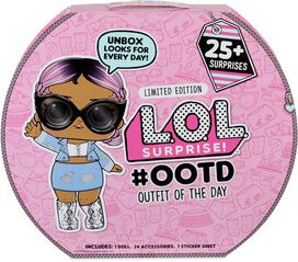 L.O.L. Surprise!: #OOTD (Outfit Of The Day) Advent Calendar