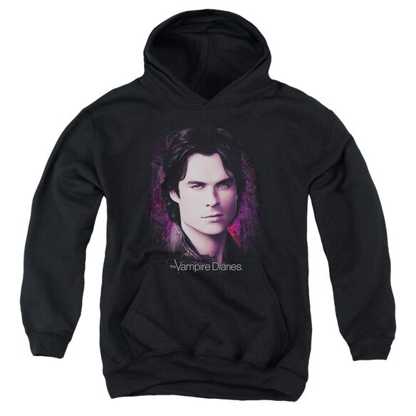 Vampire Diaries Compelling Youth Pull Over Hoodie