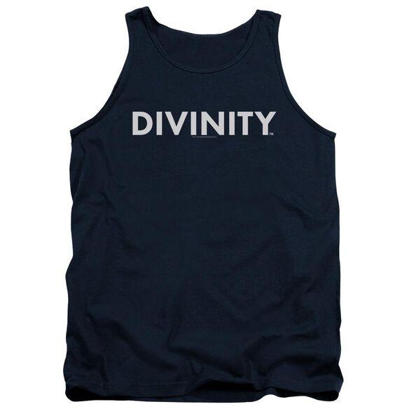 Valiant Divinity Logo Adult Tank
