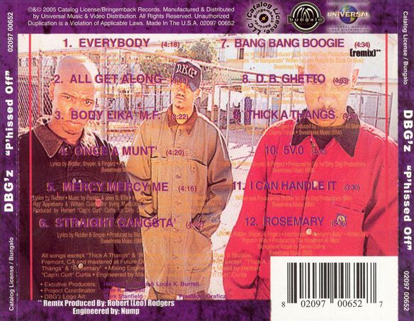 P'hissed Off! 0893