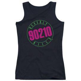 90210 Neon Juniors Tank Top