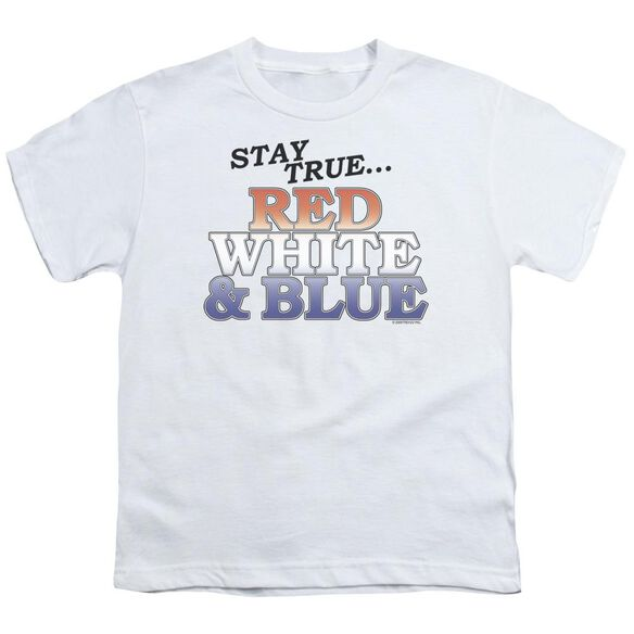 True Colors Short Sleeve Youth T-Shirt