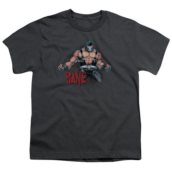 Batman Bane Flex Short Sleeve Youth T-Shirt