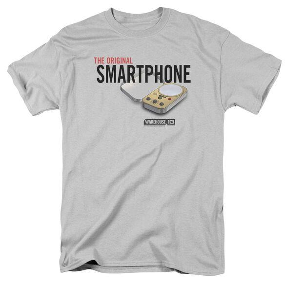 Warehouse 13 Original Smartphone Short Sleeve Adult T-Shirt