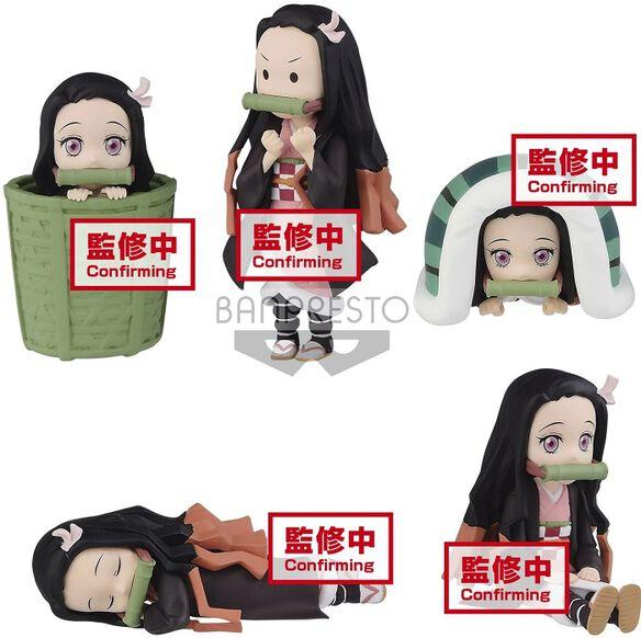 Demon Slayer: Kimetsu no Yaiba World Collectible Figure Nezuko II 2-Inch Collectible PVC Figure Blind Box