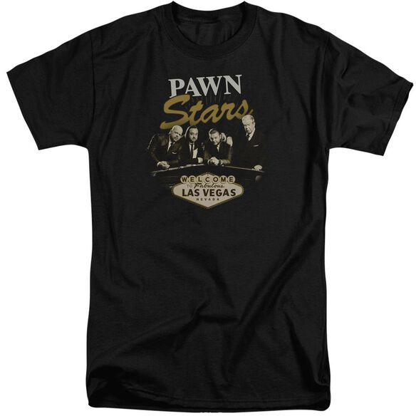 Pawn Stars Let It Roll Short Sleeve Adult Tall T-Shirt