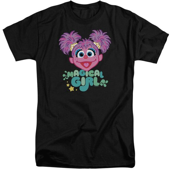 Sesame Street Scribble Head Short Sleeve Adult Tall T-Shirt