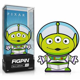 Disney - Alien Remix Alien Buzz FiGPiN