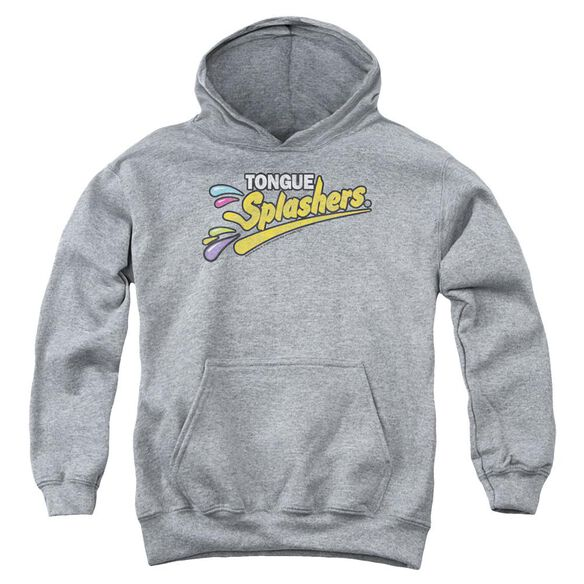 Dubble Bubble Tongue Splashers Logo Youth Pull Over Hoodie