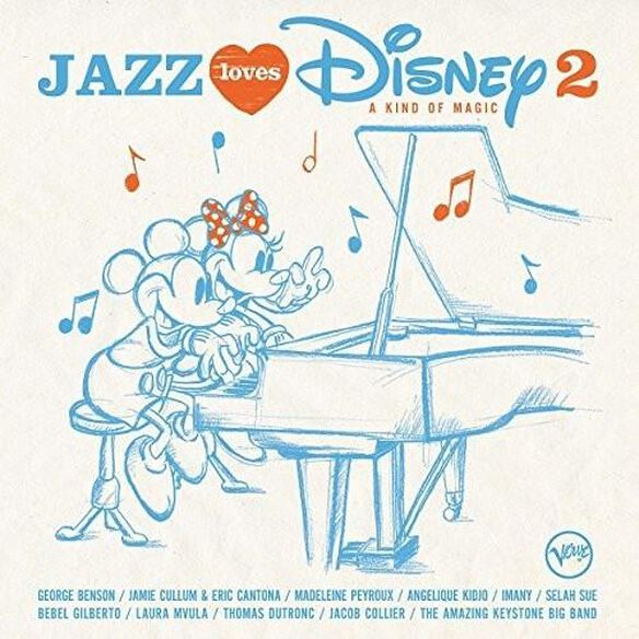 Various Artists - Jazz Loves Disney, Vol. 2: A Kind of Magic