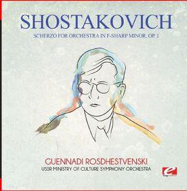Shostakovich - Scherzo for Orchestra in F-Sharp Minor Op. 1
