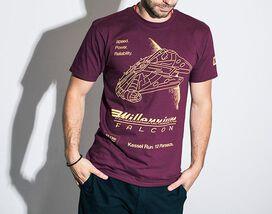 Neff - Millennium Falcon T-Shirt