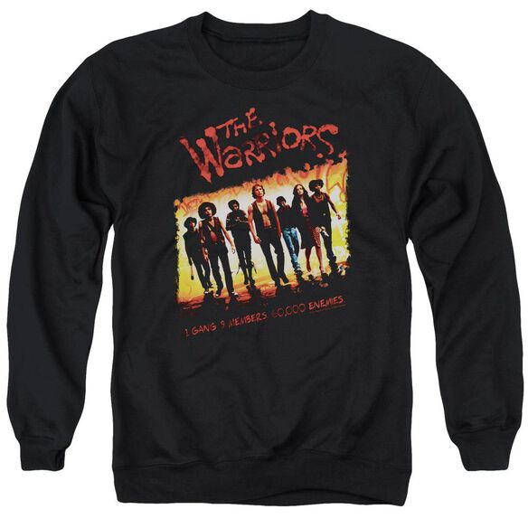Warriors One Gang Adult Crewneck Sweatshirt